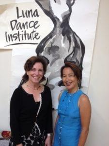 Patricia Reedy & Nancy Ng