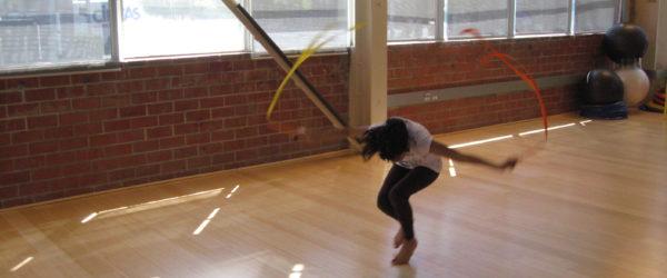 Ribbon-Dancer