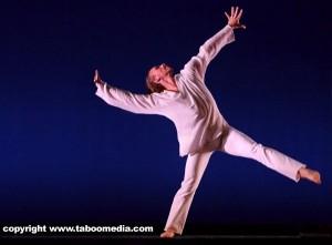 Tom Mayock dancing