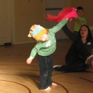 Early Childhood and Family Dance