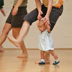 Early Childhood Dance Classes (0-4 Years)