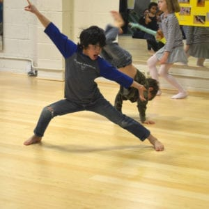 School-Age Dance Classes (5-17 Years)