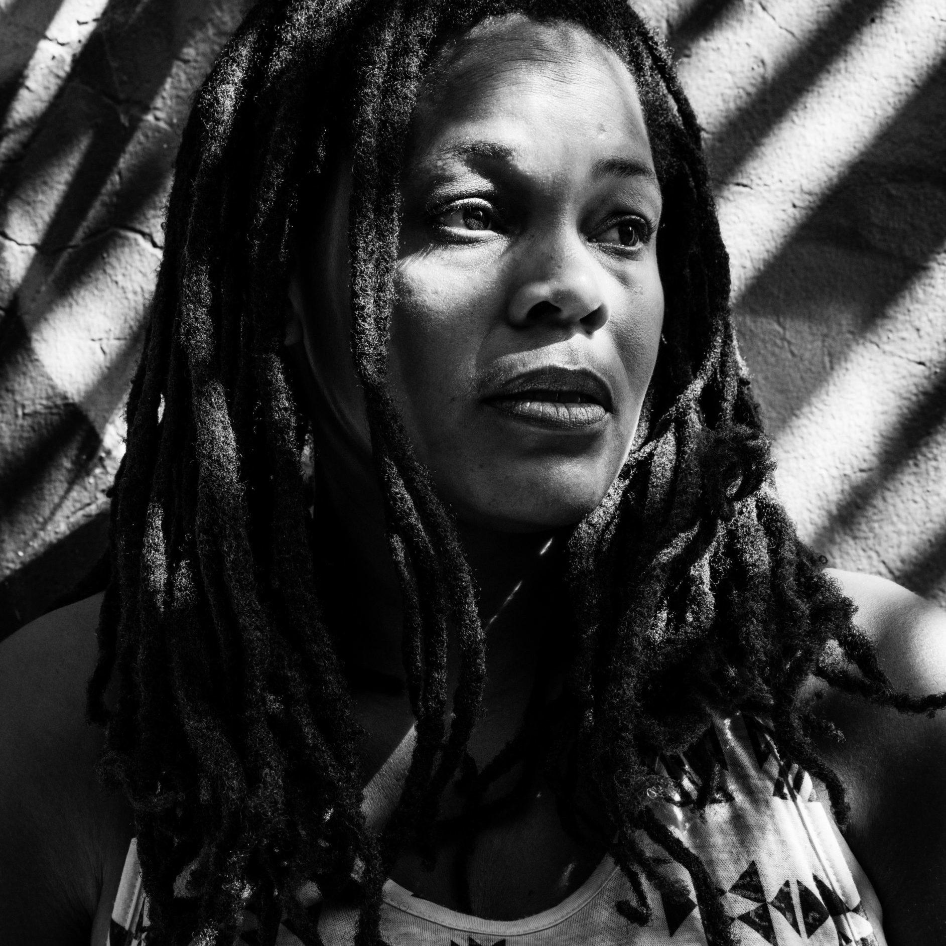 Cherie Hill She-Verse headshot photo by Robbie Sweeny